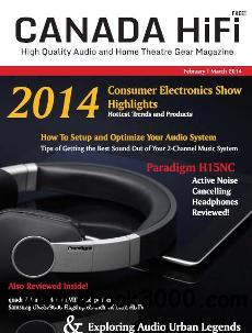 Canada HiFi - February / March 2014 free download