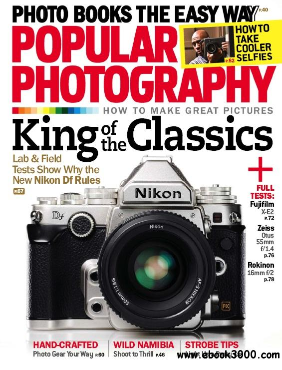 Popular Photography - March 2014 free download