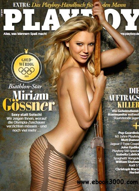 Playboy Deutschland Magazin Marz No 03 2014 free download