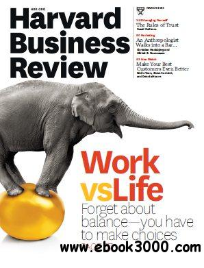 Harvard Business Review USA - March 2014 free download