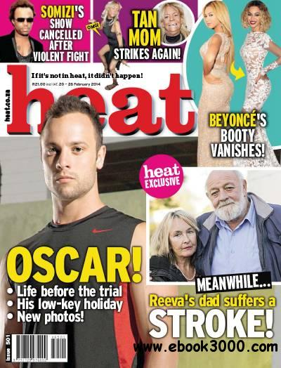 Heat - 20-26 February 2014 / South Africa free download