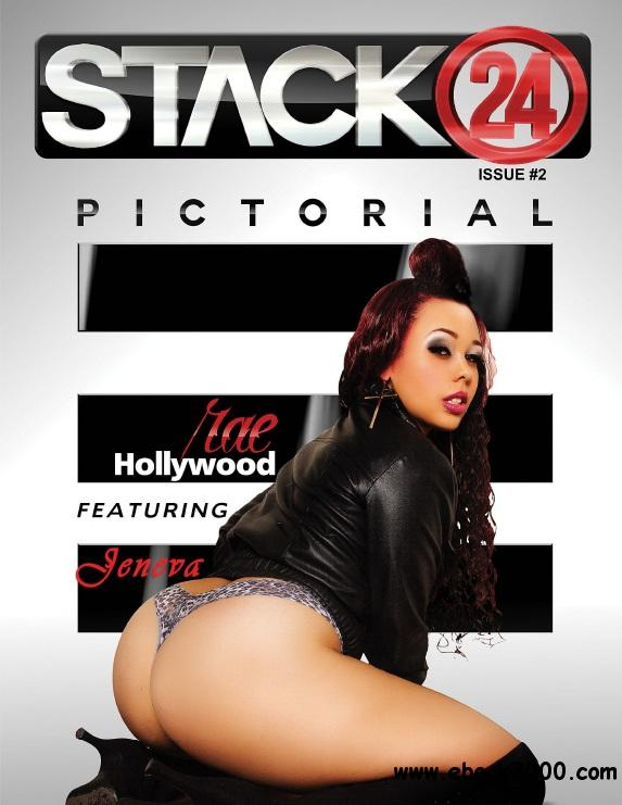 Stack Models Pictorial - Issue No.2 - Rae Hollywood Cover free download