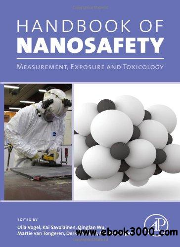 Handbook of Nanosafety: Measurement, Exposure and Toxicology free download