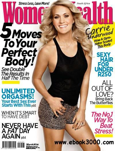Womens Health - March 2014 / South Africa free download