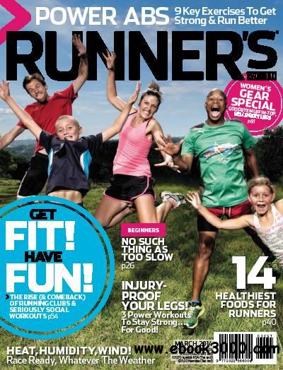 Runner's World - March 2014 / South Africa free download