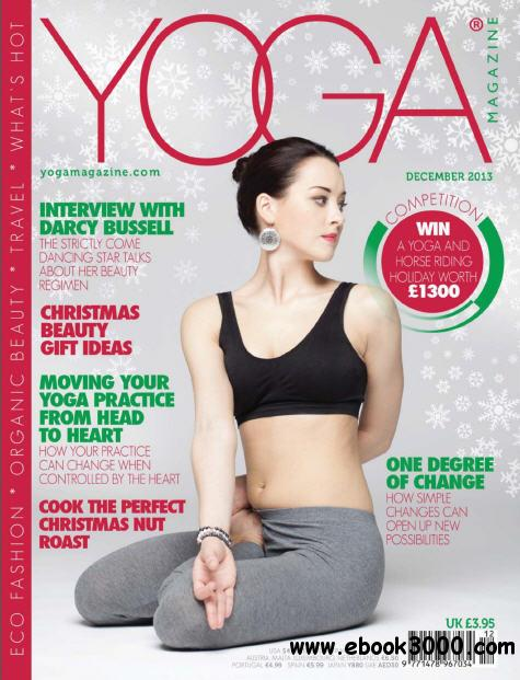 Yoga Magazine - December 2013 free download