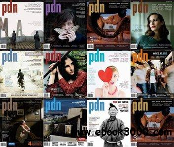 PDN Magazine 2012 Full Collection free download