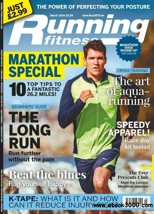 Running fitness - March 2014 free download