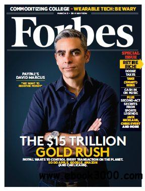Forbes USA - 3 March 2014 free download