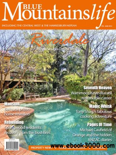 Blue Mountains Life - February March 2014 download dree