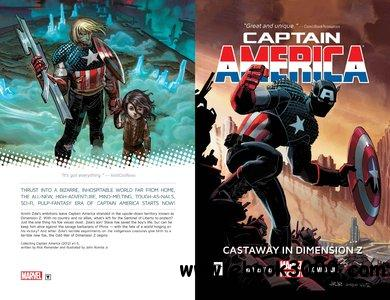 Captain America Vol. 01 - Castaway in Dimension Z (2013) free download