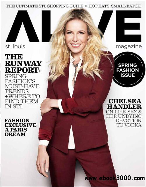 Alive Magazine - March 2014 free download