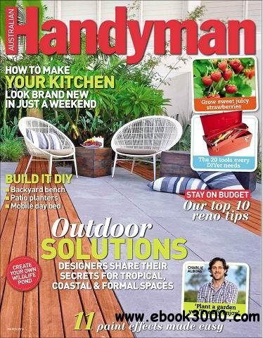 Australian Handyman Magazine March 2014 free download