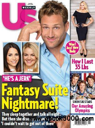 Us Weekly - 3 March 2014 free download