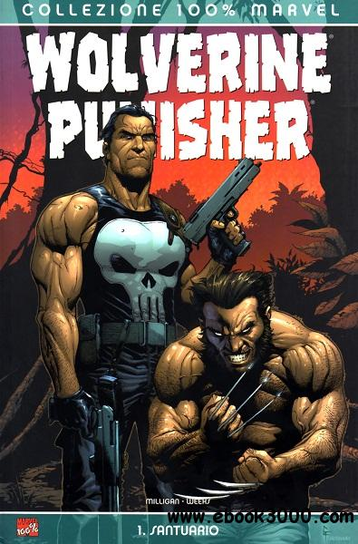 Wolverine & Punisher - Santuario free download