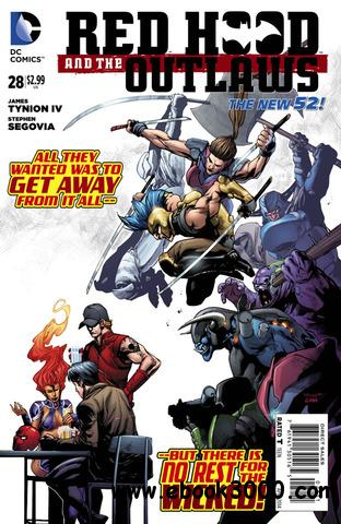 Red Hood and the Outlaws 028 (2014) free download