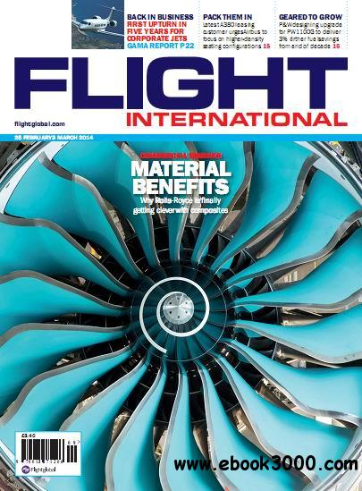 Flight International 25 February - 3 March 2014 free download