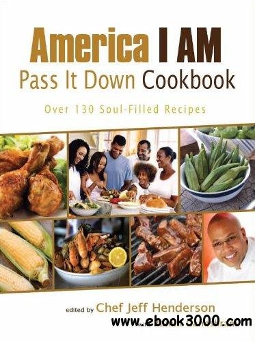 America I AM Pass It Down Cookbook free download