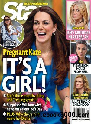 Star Magazine - 3 March 2014 free download