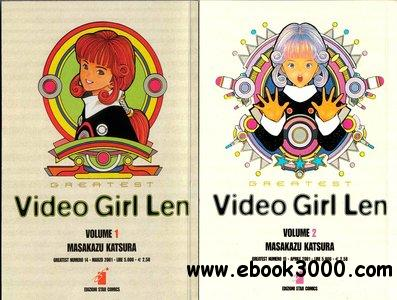 Video Girl Len - Volumi 1 & 2 di 2 free download