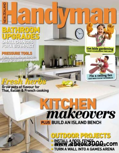Handyman New Zealand - March 2014 free download