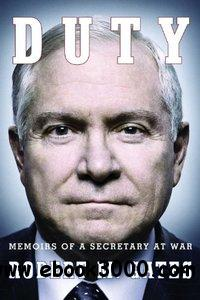 Duty: Memoirs of a Secretary at War free download