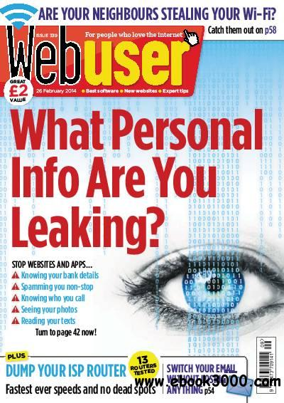 Webuser No.339 - February 26, 2014 free download