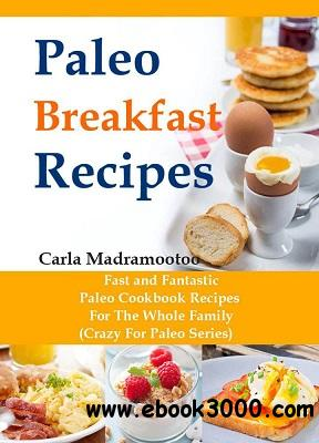 Paleo Breakfast Recipes free download
