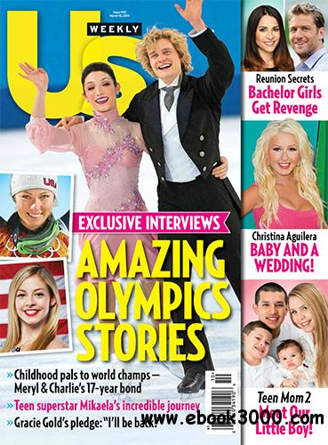 Us Weekly - 10 March 2014 free download