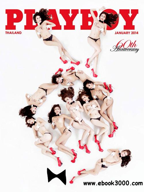 Playboy Thailand - January 2014 free download
