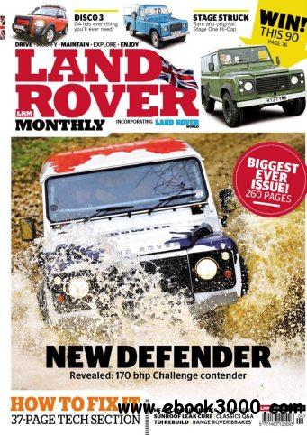Land Rover Monthly - April 2014 download dree