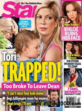 Star Magazine - 10 March 2014 free download
