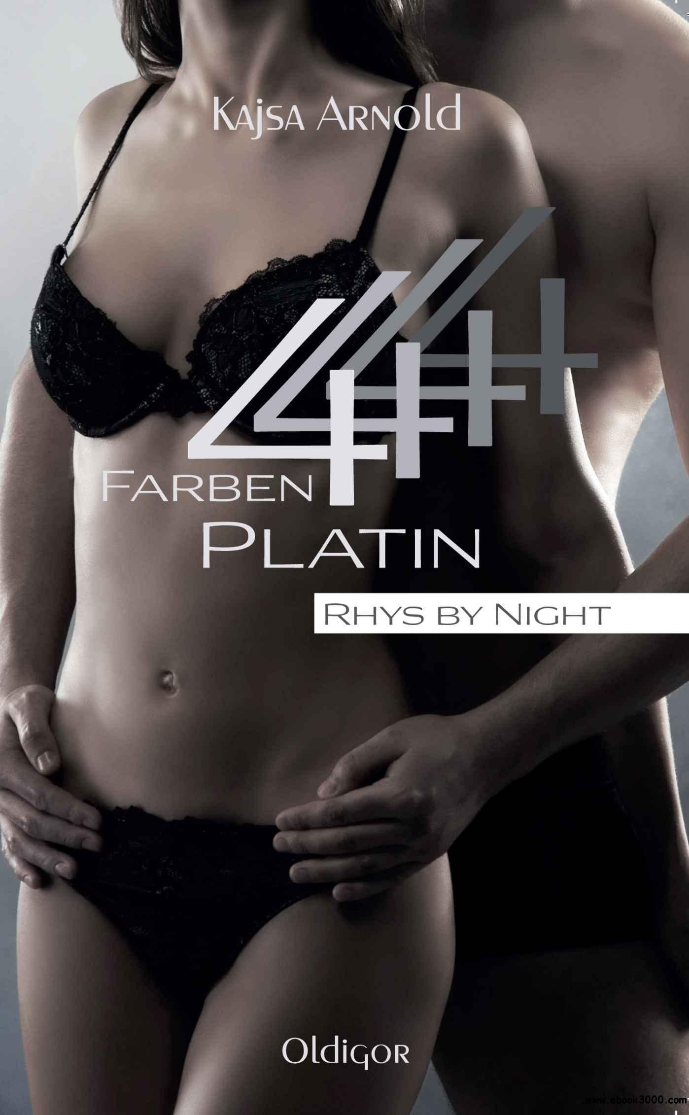 Arnold, Kajsa - Rhys By Night 02 - 4 Farben platin free download