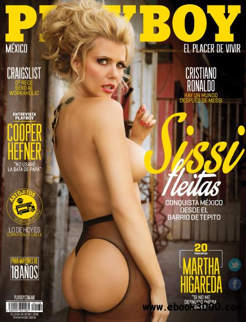 Playboy Mexico - February 2014 free download