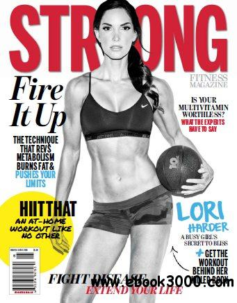 STRONG Fitness Magazine - March - April 2014 free download
