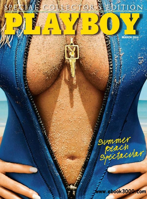 Playboy Special Collector's Edition Summer Beach Spectacular - March 2014 free download