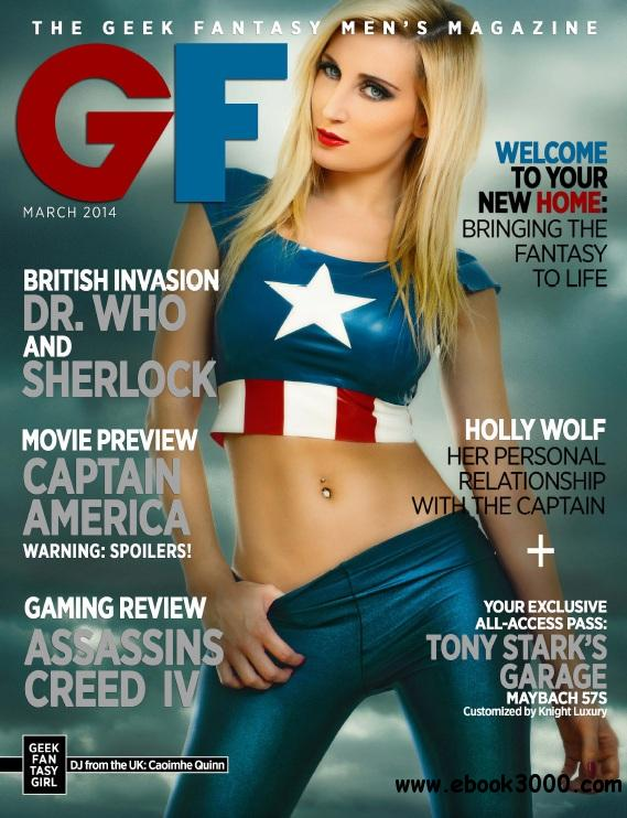 Geek Fantasy - March 2014 free download