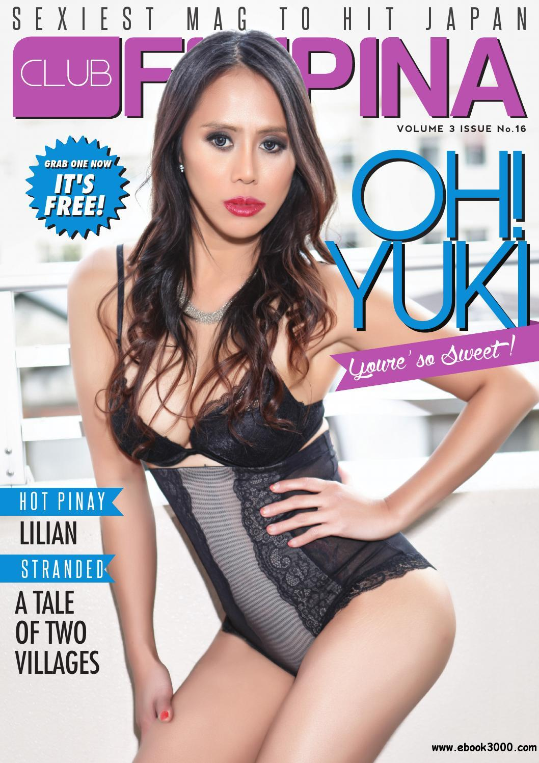 Club Filipina - Volume 3 Issue16 free download