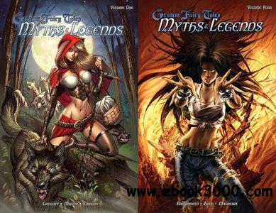 Grimm Fairy Tales - Myths Legends Volume 1-5 TPB (2011-2013) free download
