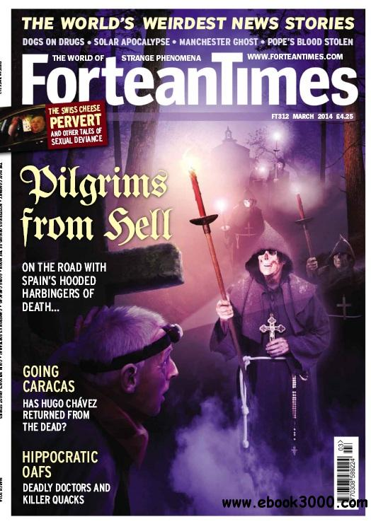 Fortean Times - March 2014 free download
