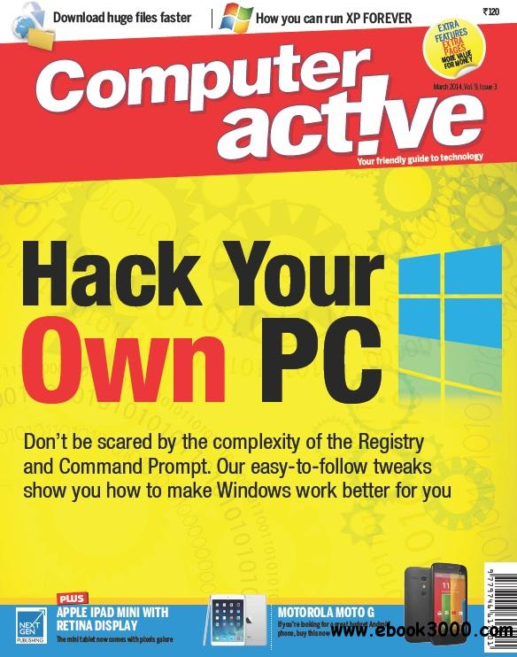 Computer Active India - March 2014 free download