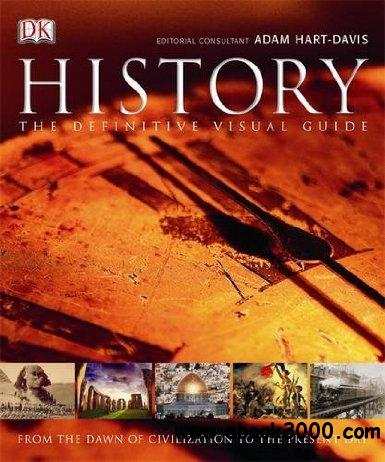 History: The Definitive Visual Guide free download