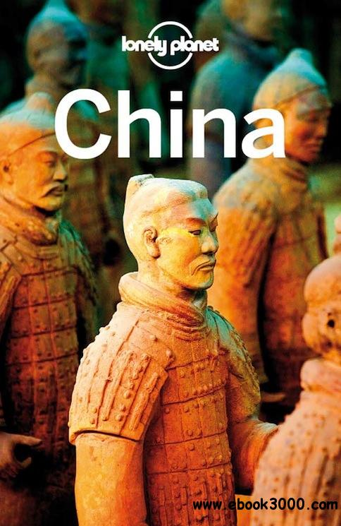 Lonely Planet China (Travel Guide), 13 edition free download
