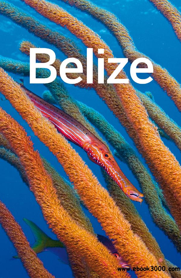 Lonely Planet Belize (Country Guide), 5 edition free download