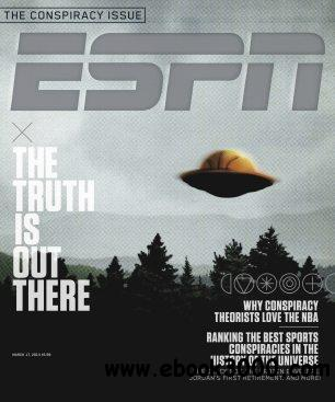 ESPN The Magazine - 17 March 2014 free download