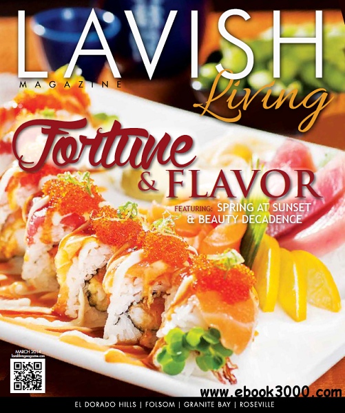 Lavish Living - March 2014 free download
