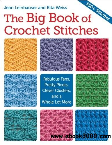 The Big Book of Crochet Stitches free download