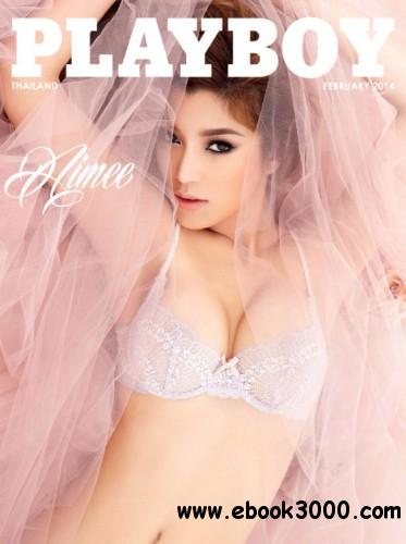 Playboy Thailand - February 2014 free download
