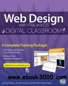 Web Design with HTML and CSS Digital Classroom free download