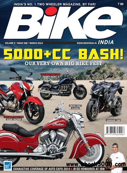 Bike India - March 2014 free download